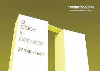 A Place in Between - Espacio Gallery