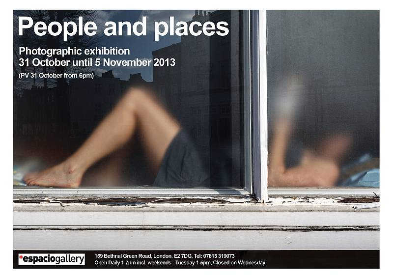 People and Places at Espacio Gallery