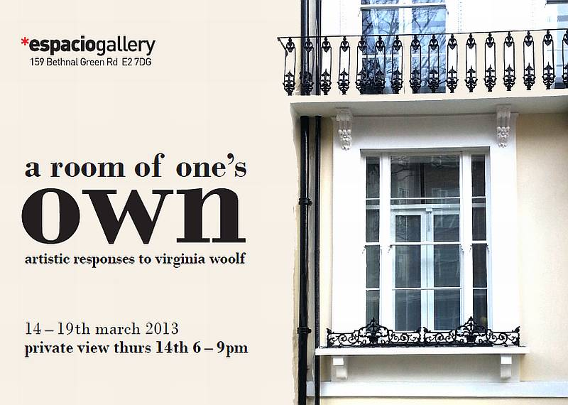 A Room of One's Own - Women's Month History at Espacio Gallery